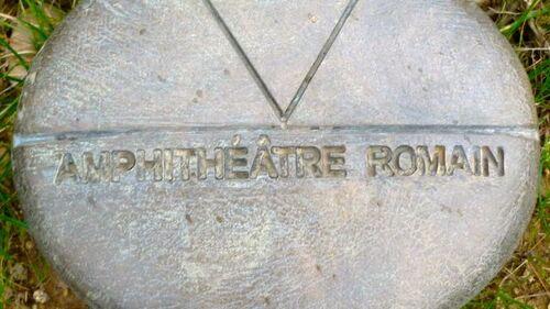Pompidou sur l'Amphithéâtre