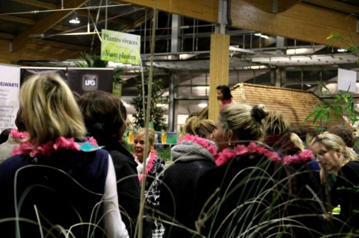 Famiflora : Ladies Night 2014