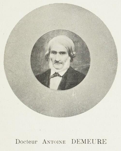 Le Docteur Demeure (Revue spirite, 8e année, n°3, mars 1865)