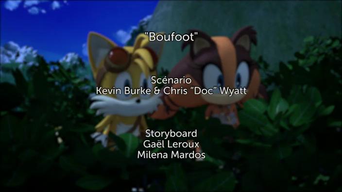 Sonic Boom - 2x33 - Boufoot