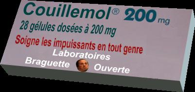 Couillemol (Humour)
