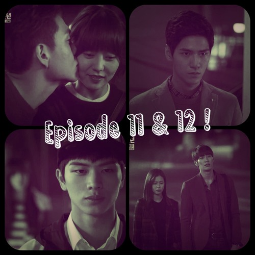 # Plus Nine Boys - Episode 11 & 12