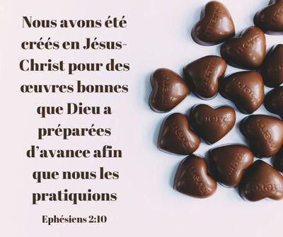 Calendrier Biblique - Les Fruits de l'Esprit (2) - La Bonté