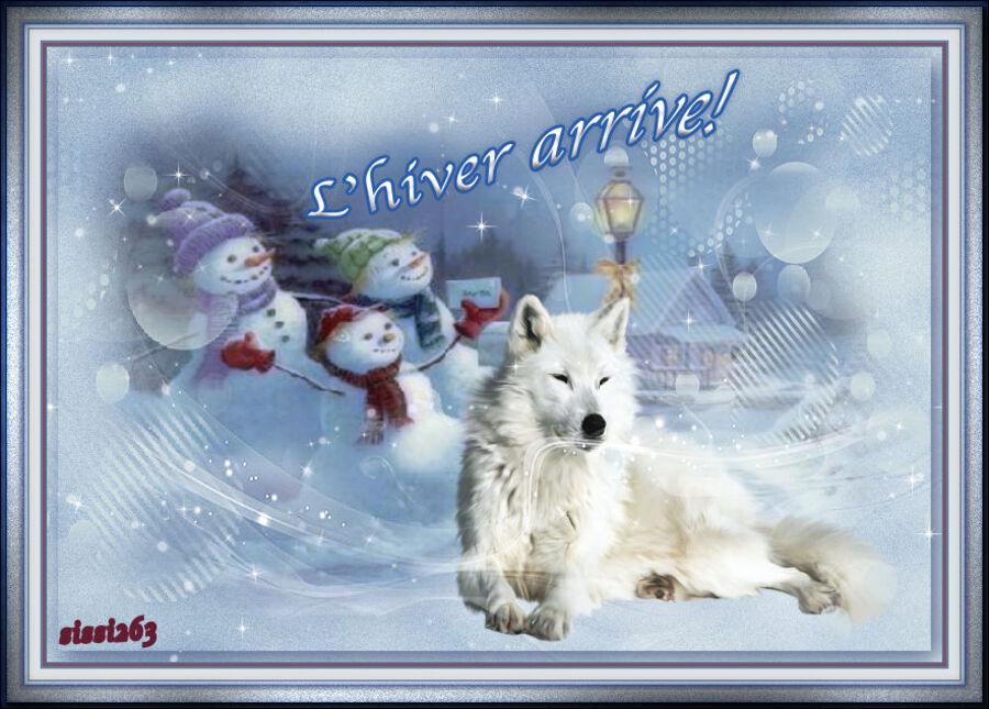 Vos versions L'hiver arrive! pg3