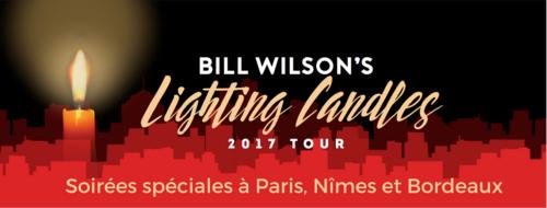Visite de Bill Wilson en France - Novembre 2017