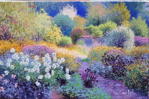 Jardin de peintre...