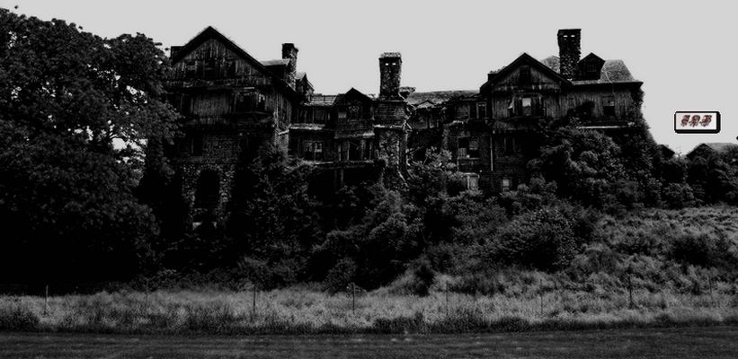 Tube ruines, château