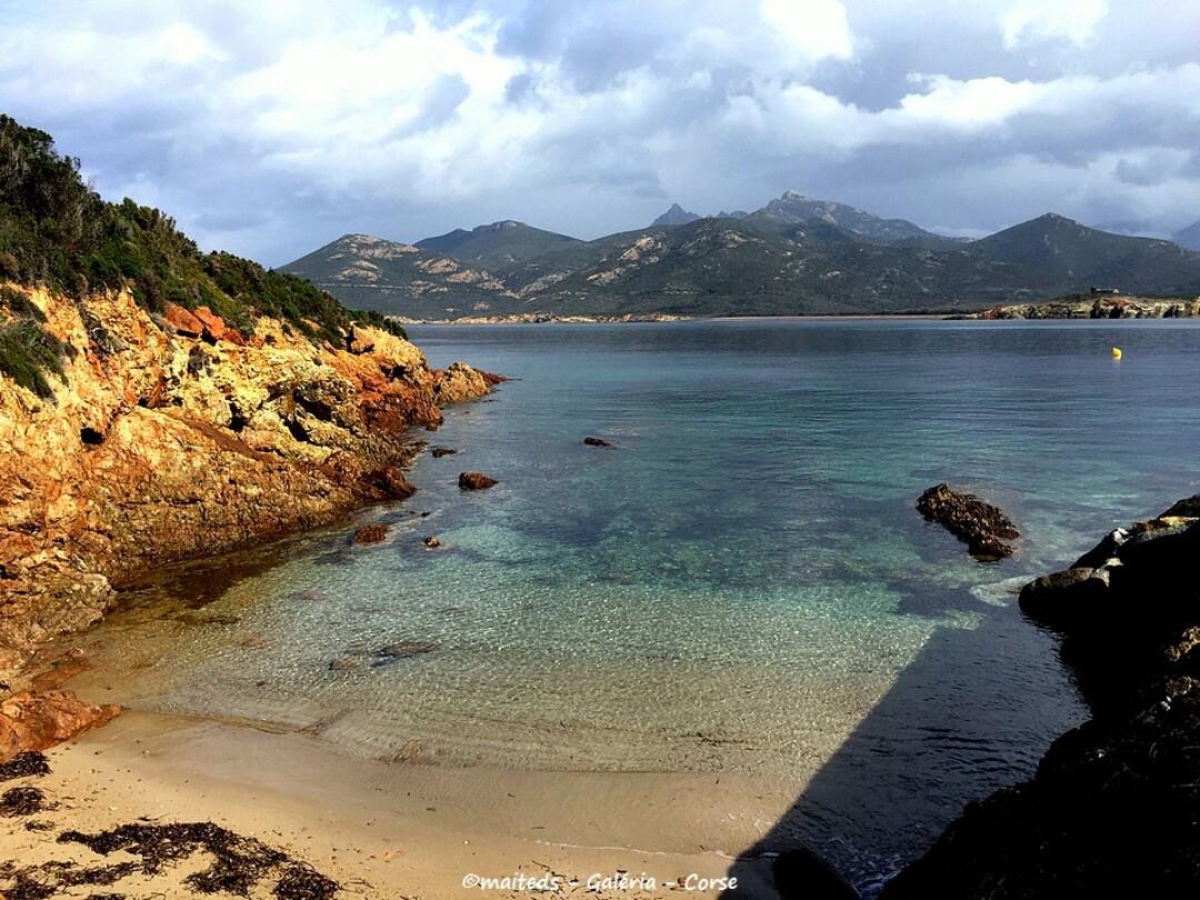 Plages de Galéria - Corse