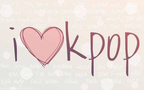 K-pop ?