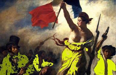 La haute trahison de Macron et du gouvernement