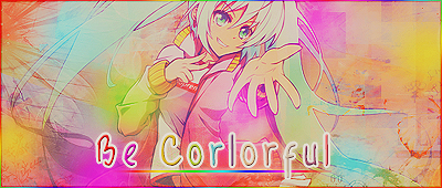 Be colorful - Amu-love Concours