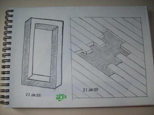 Géométrie impossible . 1