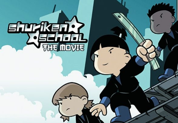shuriken school film