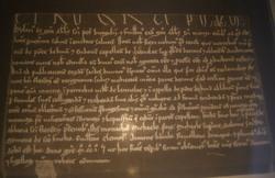 1201. Première citation de la paroisse de Lanvalae