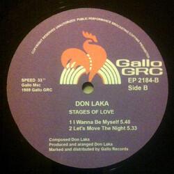 Don Laka - I Wanna Be Myself