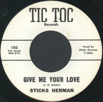 STICK HERMAN - give me your love