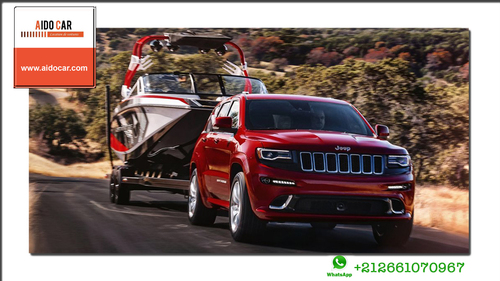 Location voiture Casablanca – Nouveau Jeep Grand Cherokee SRT