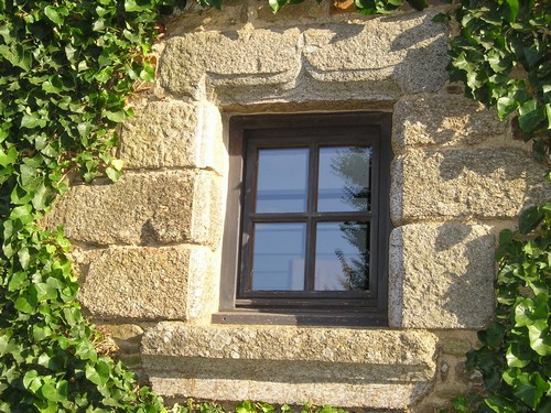 Fenêtre en Bretagne