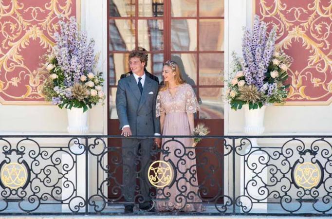 Marié potentiel et la future mariée