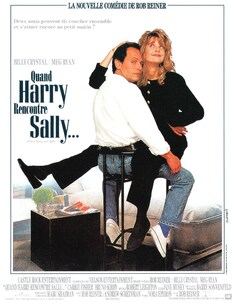 QUAND HARRY RENCONTRE SALLY BOX OFFICE FRANCE 1989