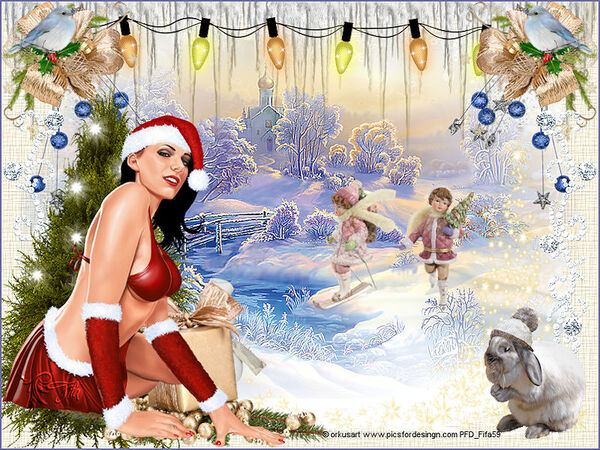Mère Noel 3