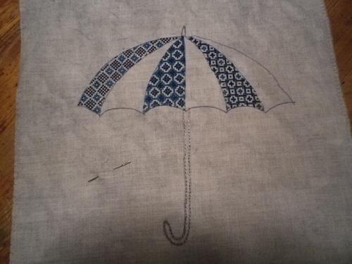 suite du concours parapluie