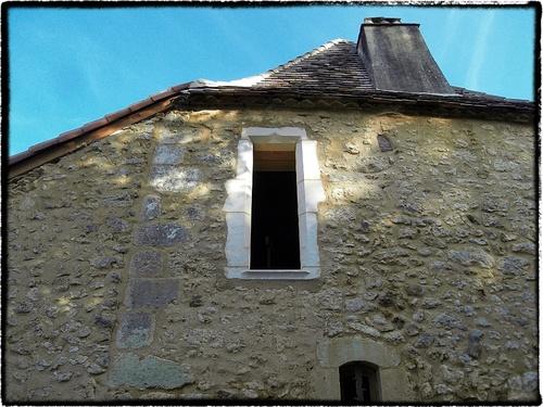 2ème fenêtre dans la chambre