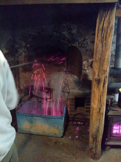Le fonctionnement du four à pain