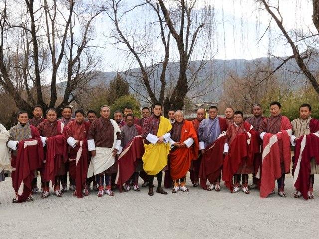 Dzongdas et Gups