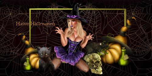 halloween classique!
