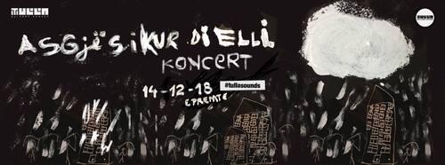 Asgje Sikur Dielli - concert au Tulla Culture Center de Tirana