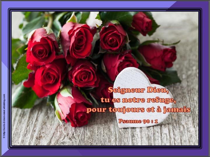 Ronde Versets du coeur 139