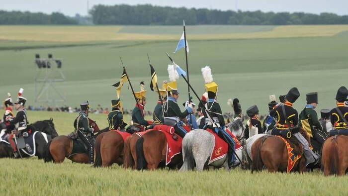 """Waterloo : du nouveau sur la """" morne plaine """" Par David Peyrat"""