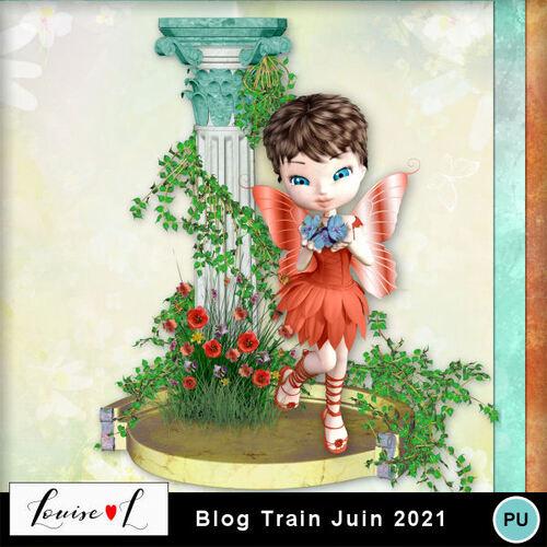 Blog Train Juin 2021 My Memories