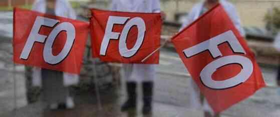 Brest. Force ouvrière appelle à la grève générale, mardi 5 octobre 2021. ( OF.fr - 07/09/21 - 14h10 )