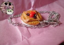 Mon premier Swap collier crêpes