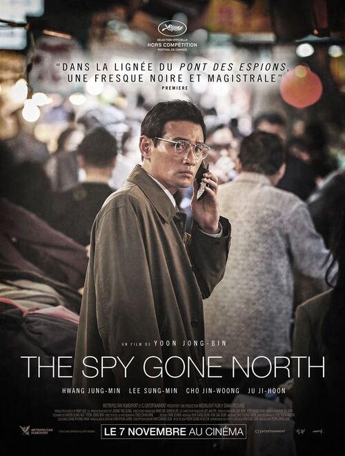 Découvrez la bande-annonce de THE SPY GONE NORTH, en salles le 7 novembre  2018 ! Corée du Sud - 2h21