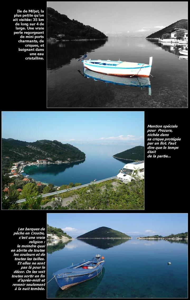 - Automne 2013: l'été indien en Hrvatska*…