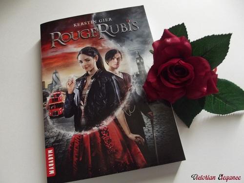 """Rouge Rubis"" - Kerstin Gier"