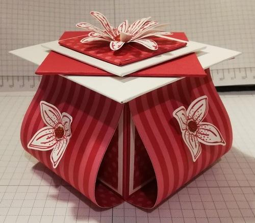 atelier chez Fabienne : les cadeaux ....