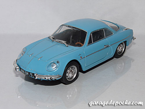 Alpine A110 - 1100 - 1963