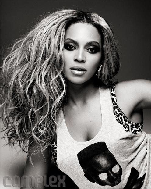 Beyonce la femme la plus sexy de tous les temps selon la Mag Complex