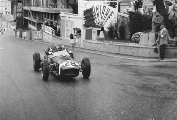GP automobile de Monaco ( 1960-1969 )