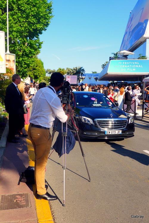 Cannes: au festival 2018!