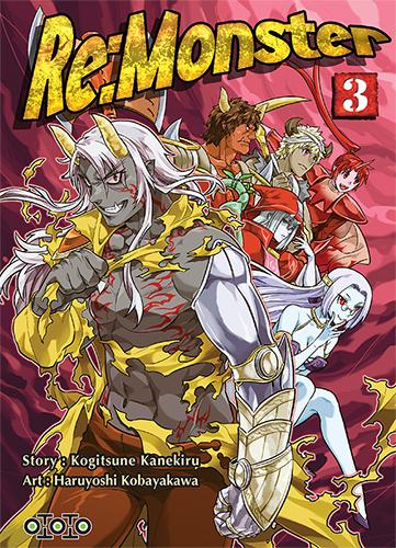 Re:monster - Tome 03 - Kogitsune Kanekiru & Haruyoshi Kobayakawa