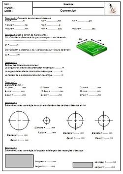 math0b : exercice conversion