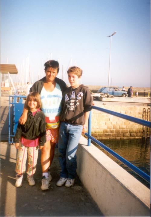 Juillet 1994 - Groix