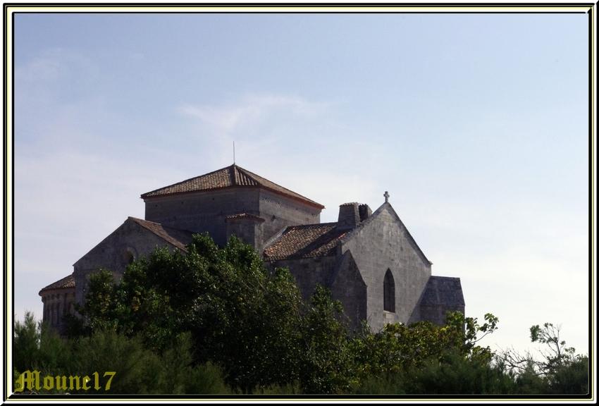 Talmont sur Gironde au mois de septembr 2014