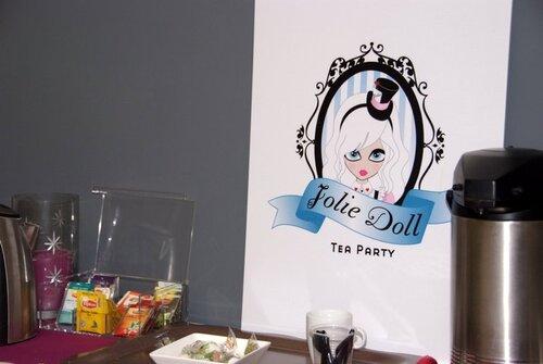 Tea Party : Au Pays des Pullip