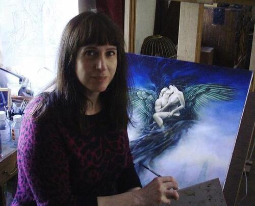 Séverine Pineaux, artiste